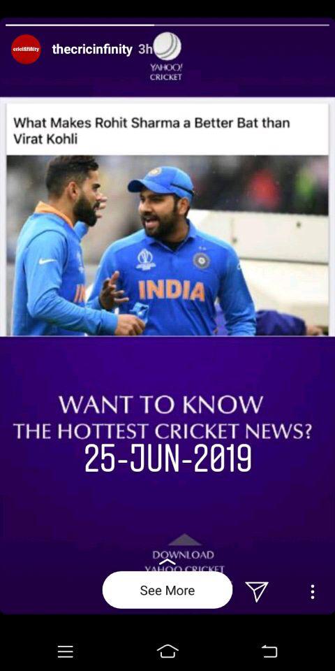 Yahoo Cricket Influencer Marketing 6