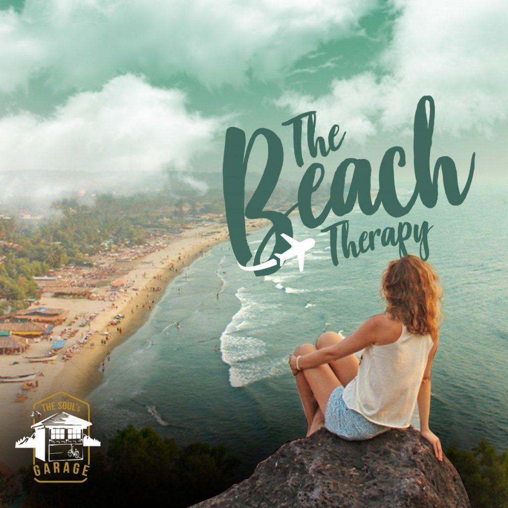 The beach therapy