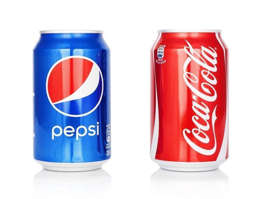 coke vs pepsi branding