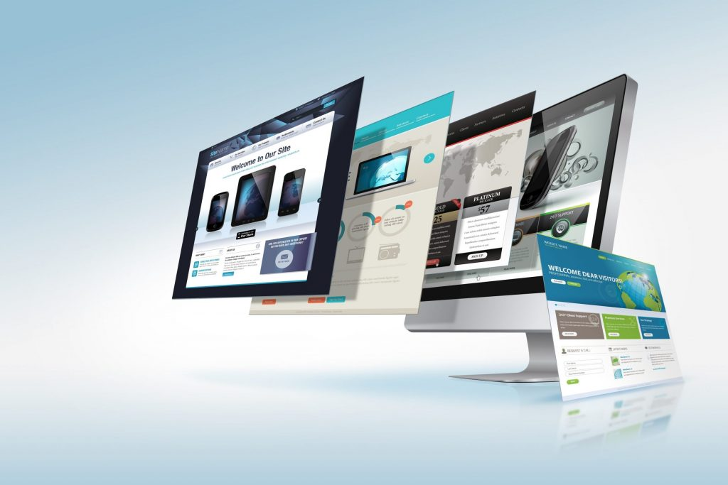Website Design Agency - Samples